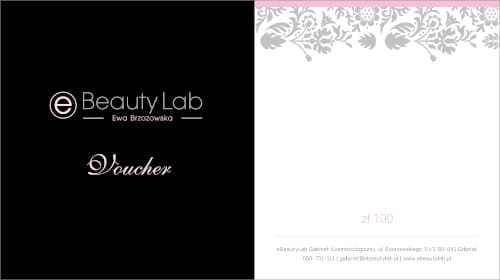 Voucher eBeautyLab