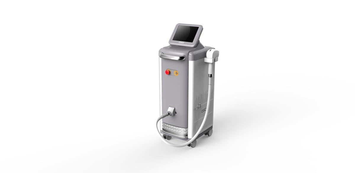 Laser diodowy bolt