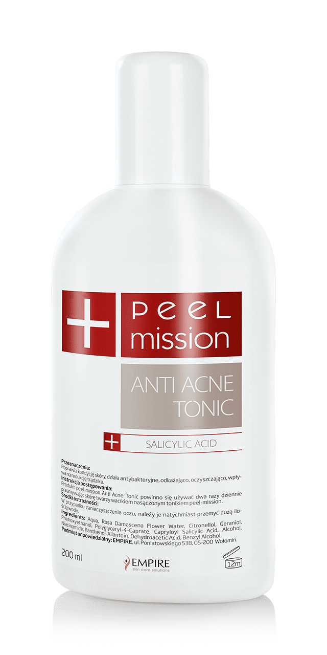 tONIK PEEL MISSION - ANTI ACNE