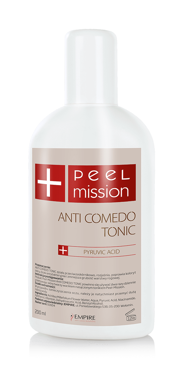 TONIK PEEL MISSION - ANTI COMEDO