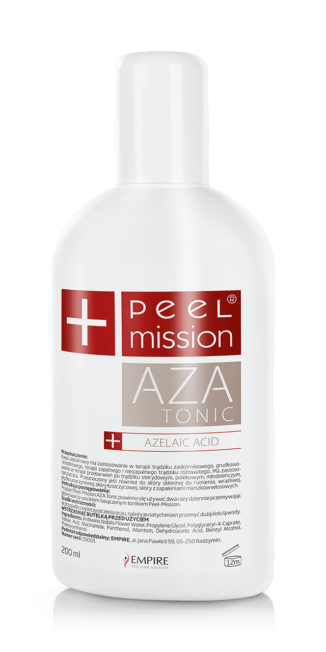 TONIK PEEL MISSION - AZA