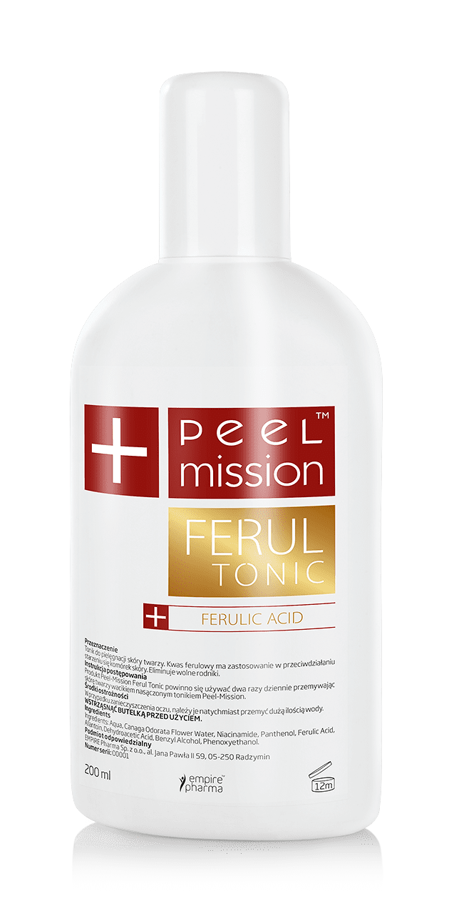 TONIK PEEL MISSION - FERUL