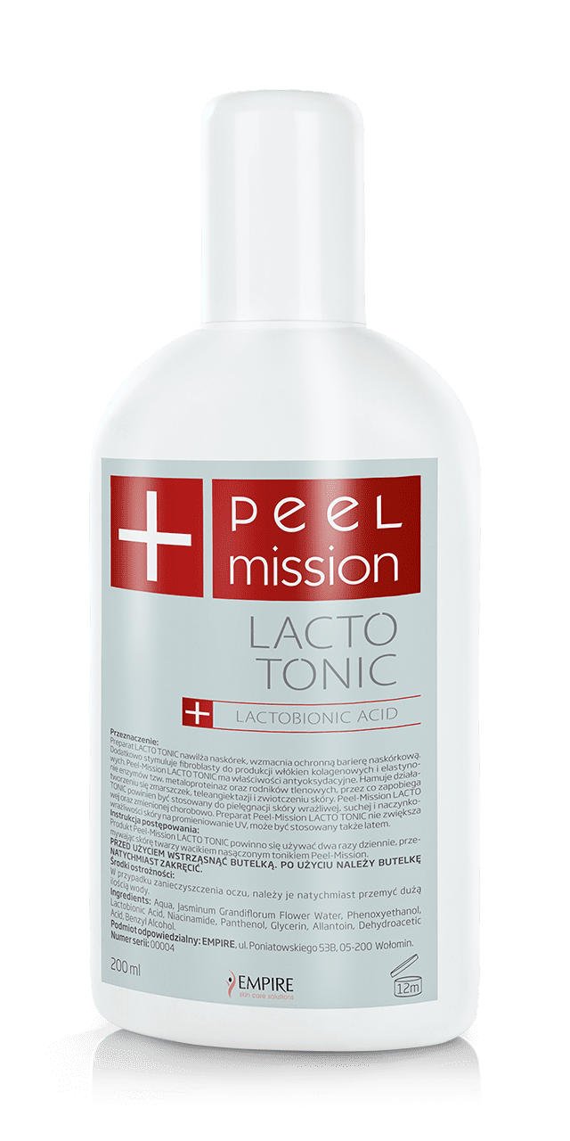 TONIK PEEL MISSION - LACTO