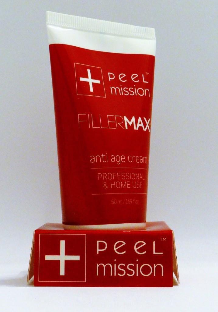 Krem przeciwzmarszczkowy PEEL MISSION FILLER MAX™
