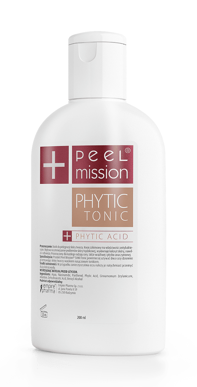 TONIK PEEL MISSION - PHYTIC