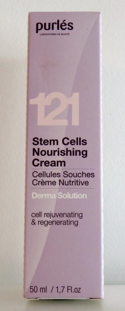 Krem odmładzający PURLÉS STEM CELLS NOURISHING CREAM 121