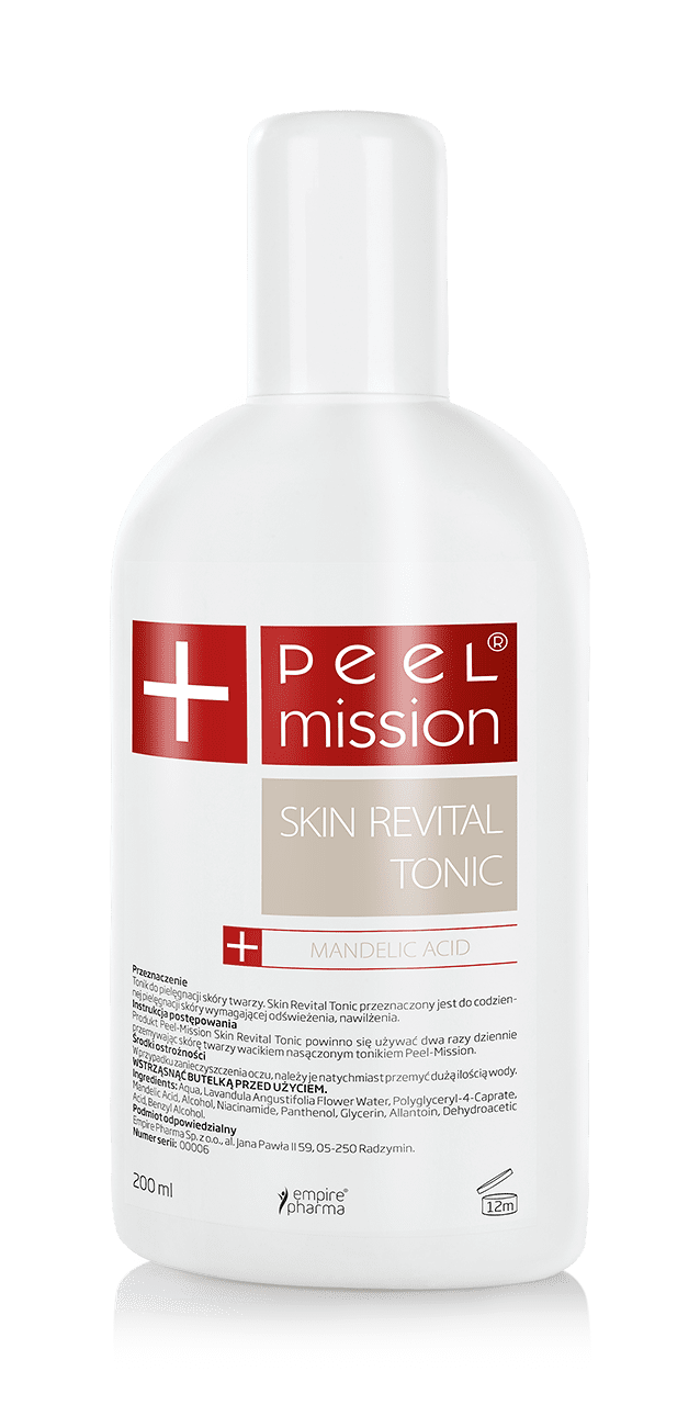 TONIK PEEL MISSION - SKIN REVITAL